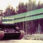 """1 к 17 """"Сжатие"""" - советский и российский самоходный лазерный комплекс для противодействия оптико-электронным приборам противника."""