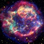 Во вселенной обнаружена гигантская кольцевая структура.