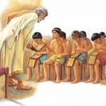 Образование в древнем Риме.