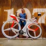 Велосипед, который ломает традиции и законы велоспорта.