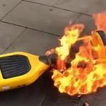 Kак взрываются литий - ионные аккумуляторы.