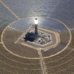 Калифорнийская фирма в Китае зеркальную солнечную ферму построит.