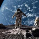 Россияне хотят проверить, были ли американцы на луне.