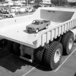 Грузовик Titan построенный в единственном экземпляре, 1974 г.