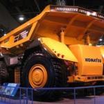 Машины - монстры: первый в мире грузовой автомобиль - робот, у которого полностью отсутствует водительская кабина.