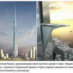 10 самых безумных зданий мира, которые строятся прямо сейчас.