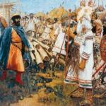 Волхвы древней Руси.