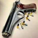 Whitney Wolverine - пистолет Роберта хиллберга.