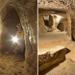 Немецкий археолог обнаружил тоннели эпохи неолита, связывающие Шотландию и Турцию.
