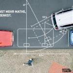 Полезно: советы при параллельной парковке.