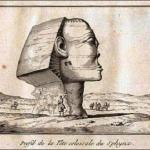 Загадки египетского сфинкса.