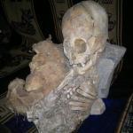 Странные мумии из перу.