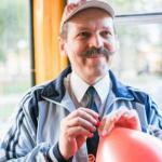 Самый известный петербургский кондуктор все-таки уволился.