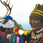 Головной убор шамана.